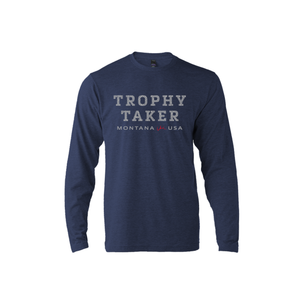 Trophy Taker Montana USA Long Sleeve Tee