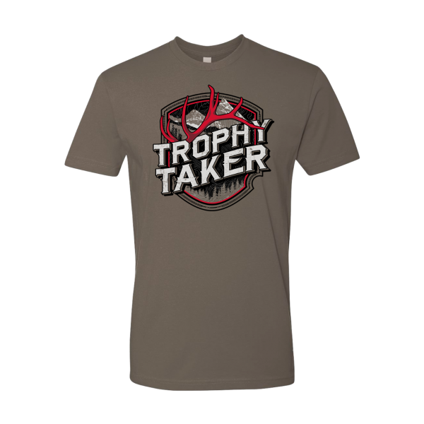 Trophy Taker Tee - Gray