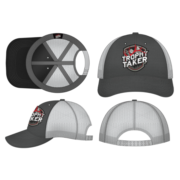 Trophy Taker Hat - Mesh Back