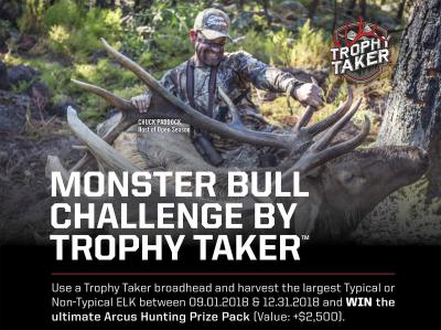 Monster Bull Challenge By Trophy Taker™